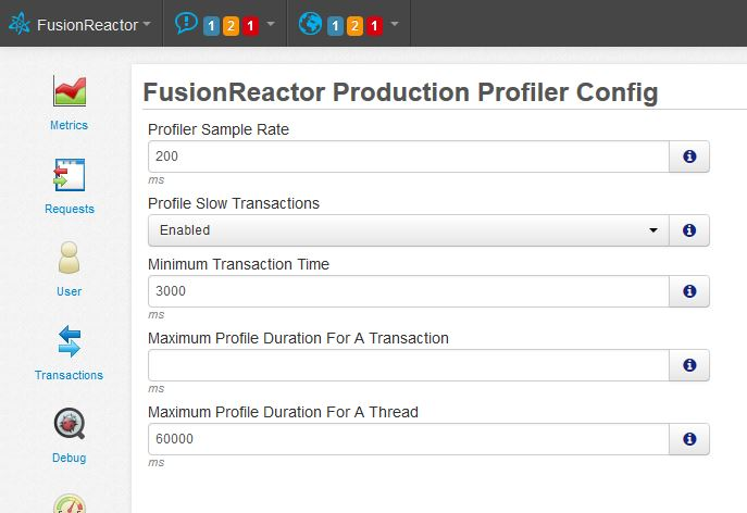 Production Java Profiler