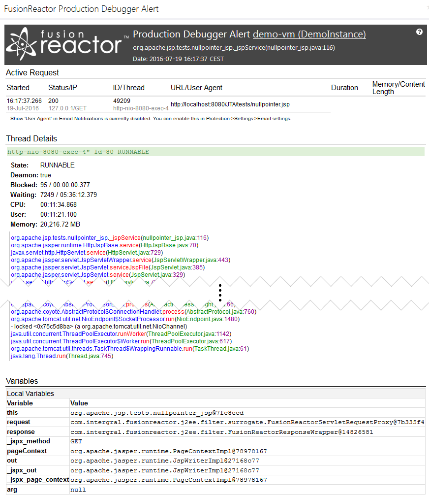 Why Every Developer Needs FusionReactors Production Debugger, FusionReactor