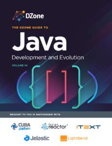 FusionReactor features in the DZone Guide to Java: Development and Evolution, FusionReactor