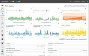 FusionReactor Web Metrics