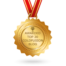 FusionReactor Blog featured in the top 30 ColdFusion Blogs, FusionReactor