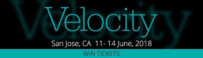 Win a FREE Ticket for Velocity Conference San Jose, California 2018, FusionReactor