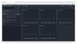 Metrics Explorer FusionReactor Hybrid Cloud