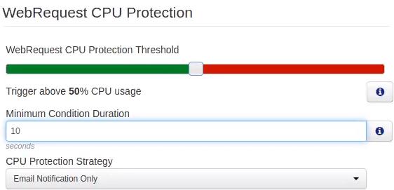 What's new in FusionReactor 8.3 - alert configuration