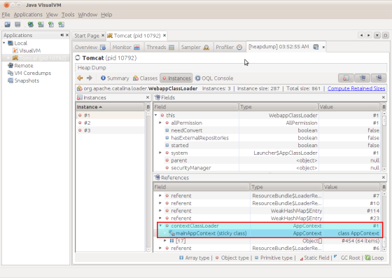 How to Find Memory Leaks in Java Web Applications, FusionReactor