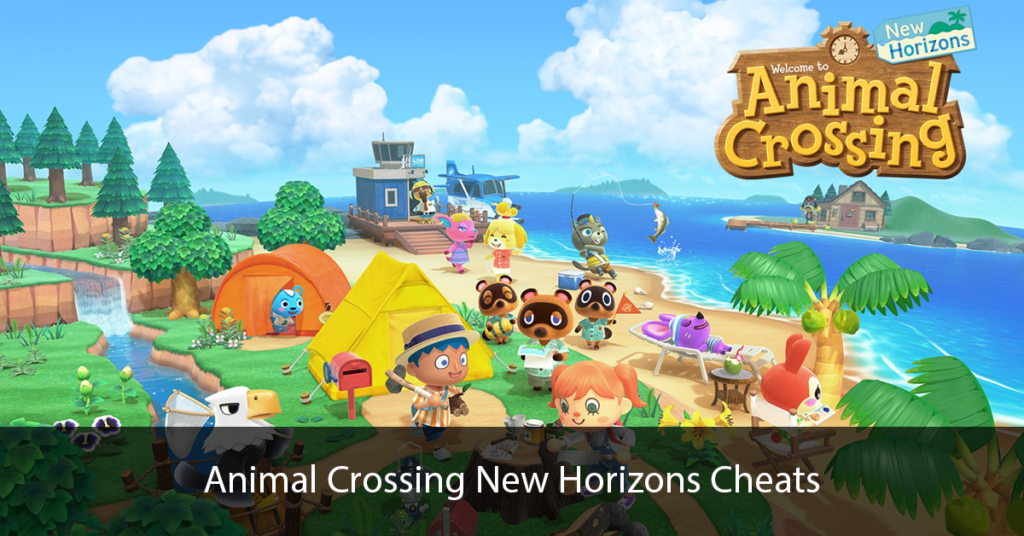 Animal-Crossing-Game-Design