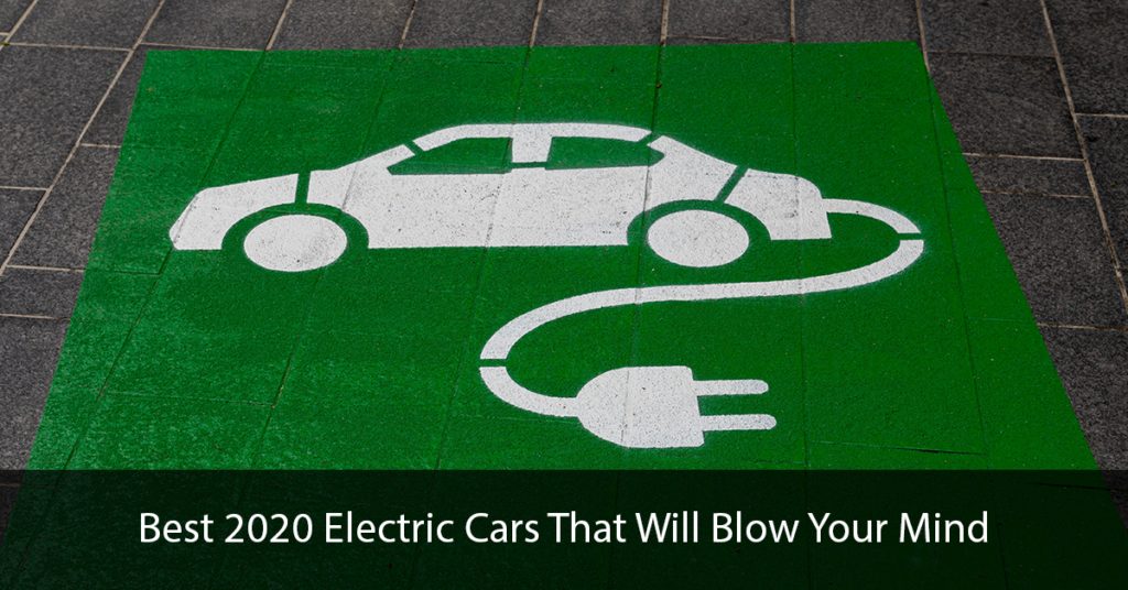 Electric Car Charging Sign