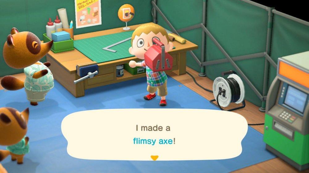 Animal Crossing New Horizons Cheats, FusionReactor