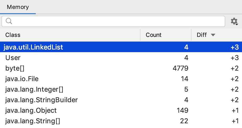 IntelliJ Memory Leak Detection, FusionReactor