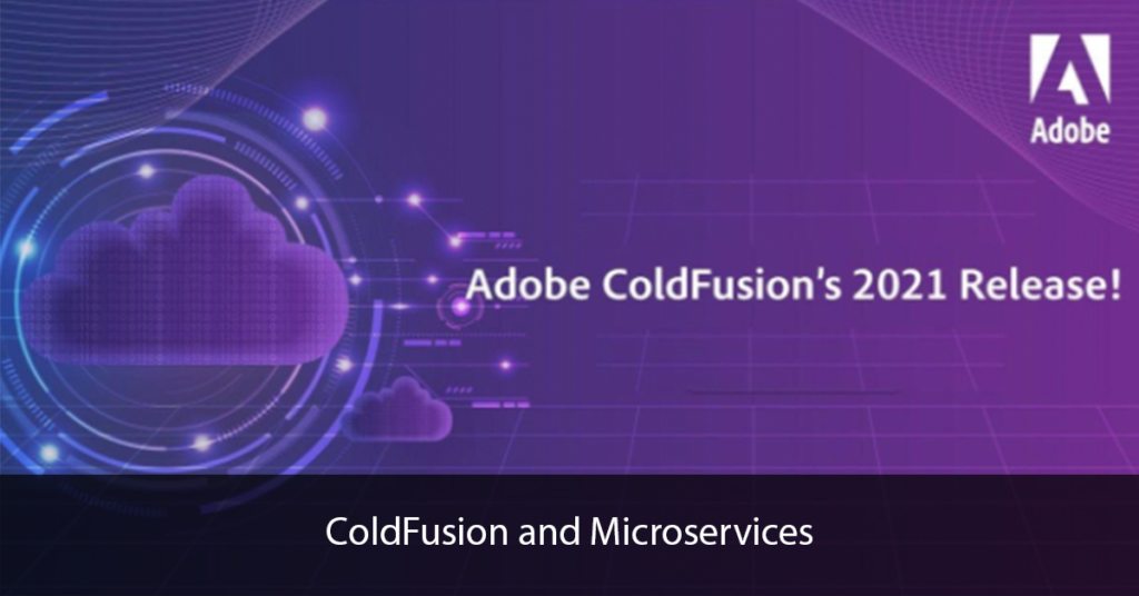 ColdFusion and Microservices, FusionReactor