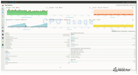 A Guide To Understanding ColdFusion Metrics and System Metrics, FusionReactor