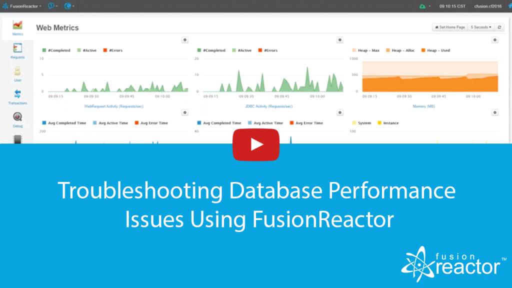 Webinars, FusionReactor